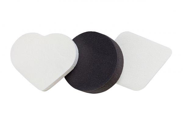 Make-up Schwamm 3er Pack