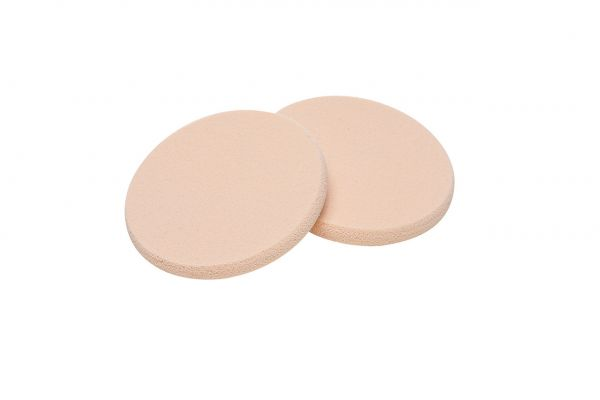 Makeup sponge, latex 2-pack