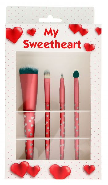 Sweetheart Pinsel-Set