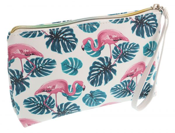 Cosmetics Bag Flamingo #4